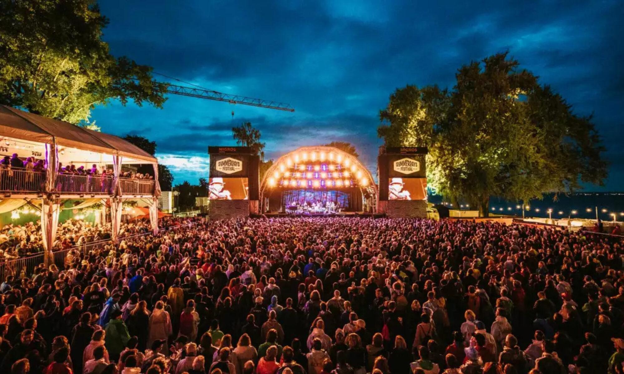 Quartierfest 2021 - Summerday